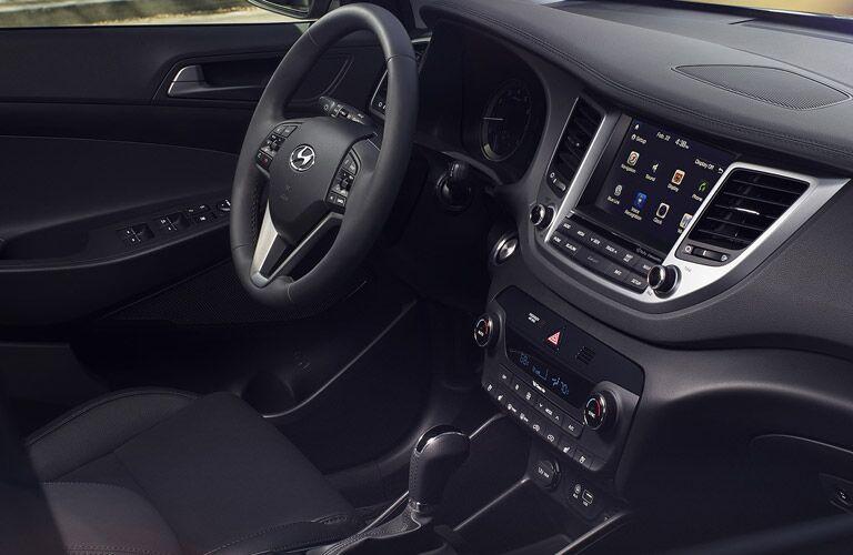 2017 Hyundai Tucson Blue Link Telematics