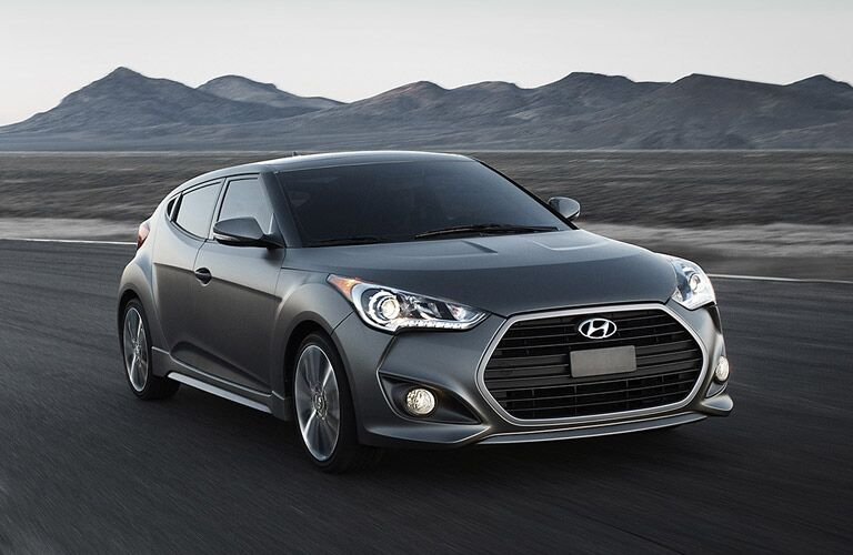 2016 Hyundai Veloster Turbo Front Grille
