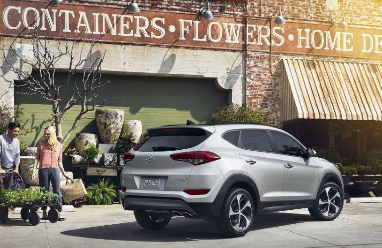 2017 Hyundai Tucson Sporty Exterior