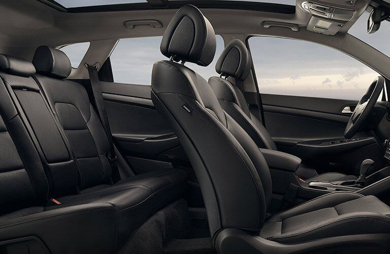 2017 Hyundai Tucson safety