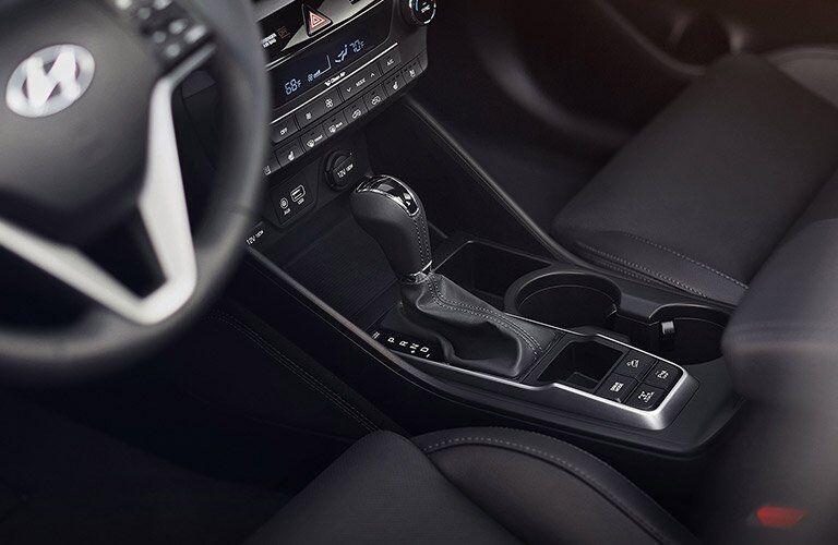 2017 Hyundai Tucson performance