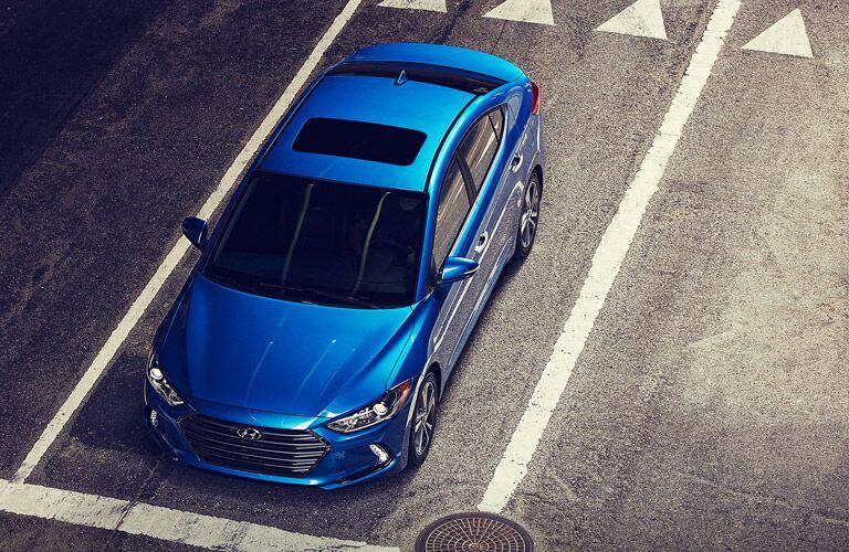 2017 Hyundai Elantra performance