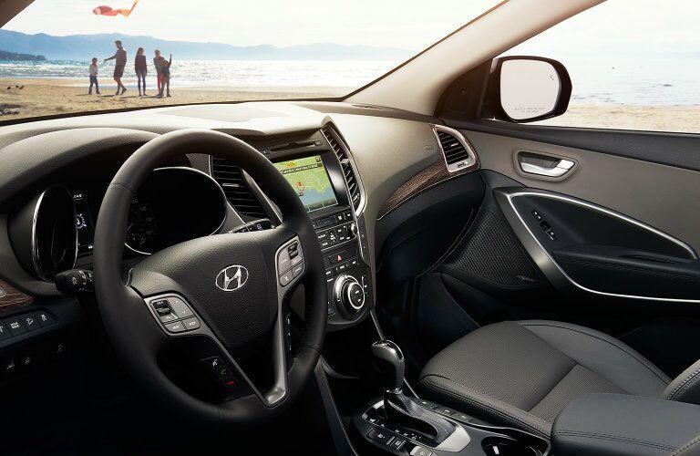 2017 Hyundai Santa Fe Sport Premium Interior