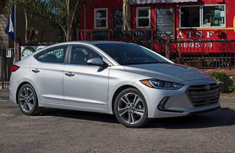 2017 Hyundai Elantra Military Appreciation Offer