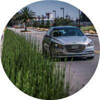 2017 Genesis G80 HTRAC All-Wheel Drive
