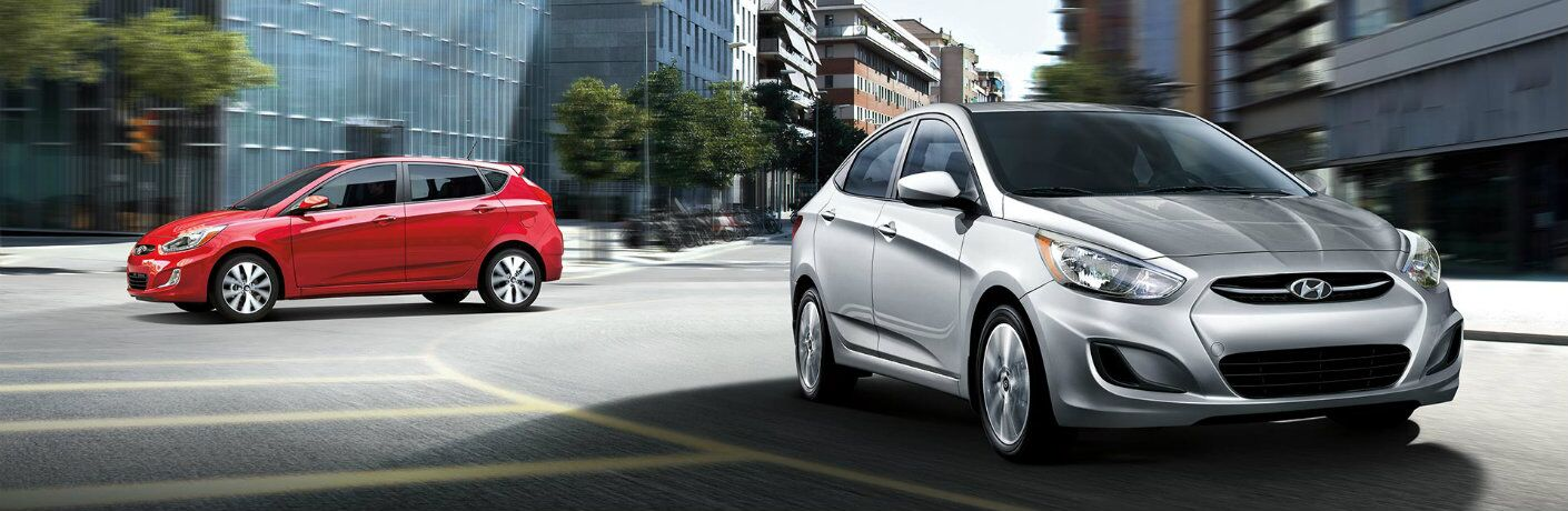 2017 Hyundai Accent Golden CO
