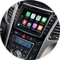 2017 Hyundai Elantra GT Apple CarPlay