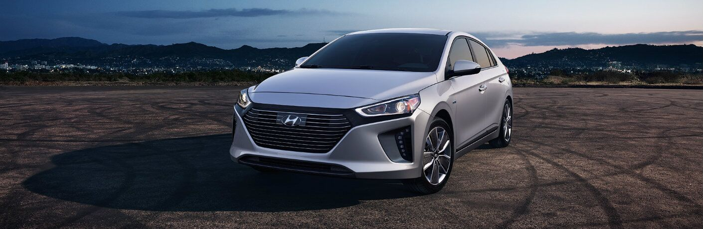 2017 Hyundai Ioniq Hybrid Golden CO