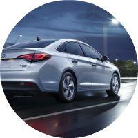 2017 Hyundai Sonata Hybrid Smart Cruise Control
