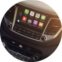 2017 Hyundai Tucson Apple CarPlay