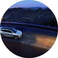 2017 Hyundai Tucson Dynamic Bending Light