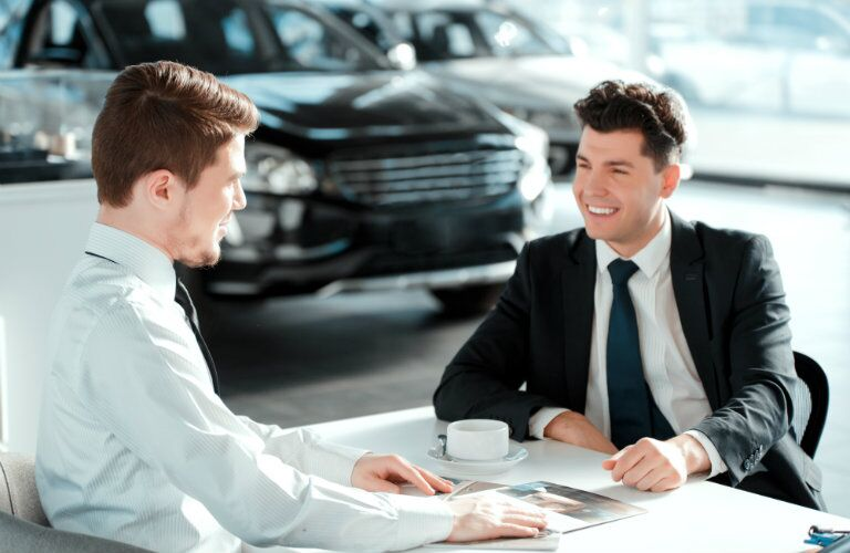 Benefits of trading in a used vehicle with Planet Hyundai