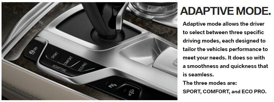 2016_BMW_ADAPTIVE_MODE_Series_Techonology