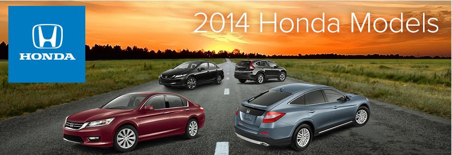 2014 Honda Vehicles Austin TX