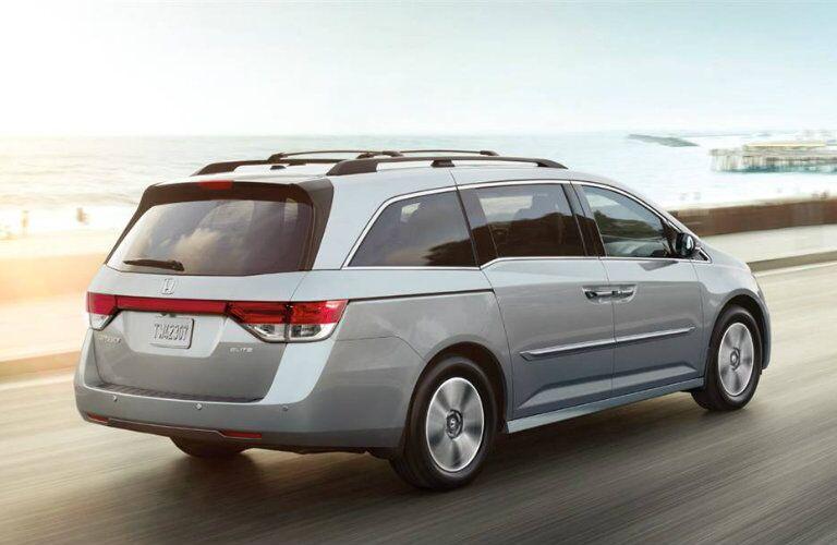 2016 Honda Odyssey gas mileage