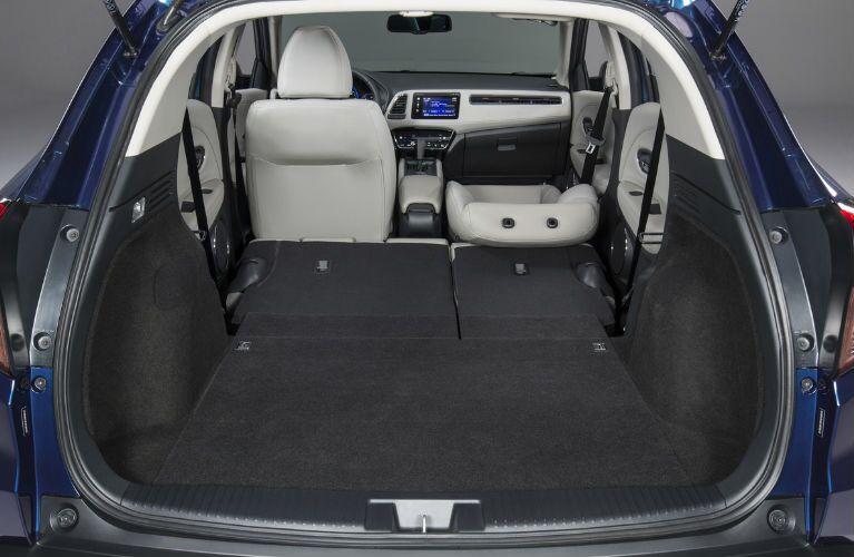 HR-V cargo space