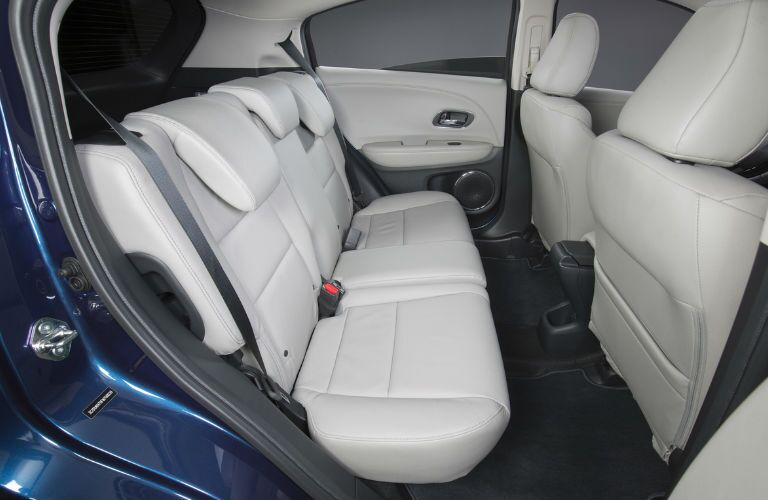 HR-V backseat