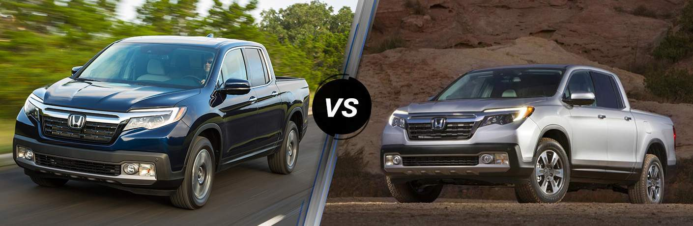 2018 honda ridgeline vs 2017 honda ridgeline. Black Bedroom Furniture Sets. Home Design Ideas