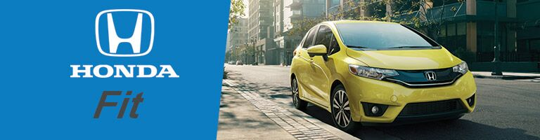 Link to Honda Fit Inventory
