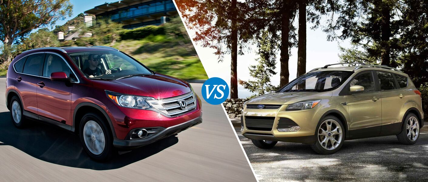2013 honda cr v vs 2013 ford escape. Black Bedroom Furniture Sets. Home Design Ideas