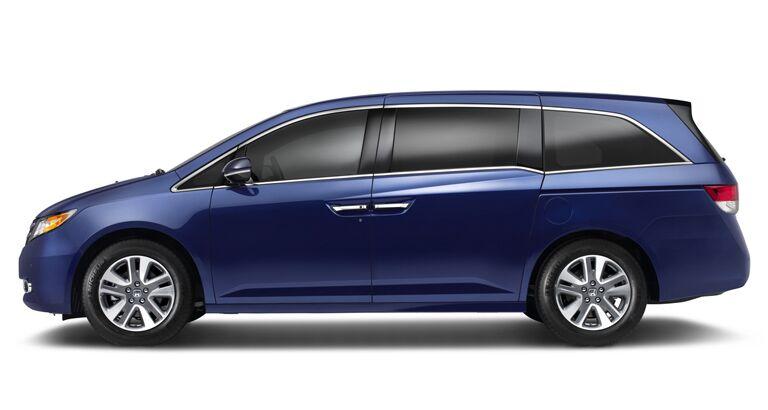 2014 Honda Odyssey Exterior