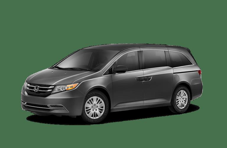 Honda Odyssey Comparisons Davenport Honda