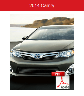 2014 Toyota Camry Rochester MN