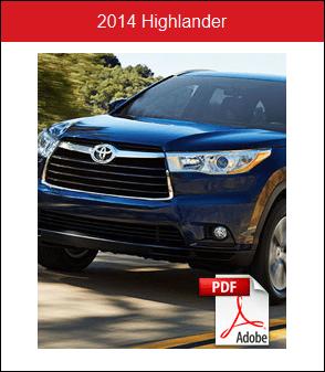 2014 Toyota Highlander Rochester MN