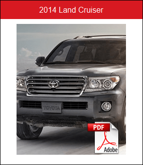 2014 Toyota Land Cruiser Rochester MN
