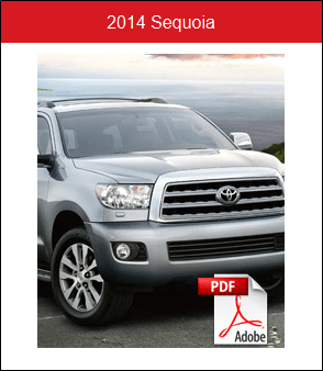 2014 Toyota Sequoia Rochester MN