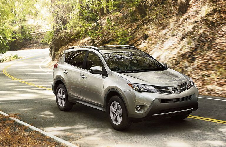 This page matches up the 2016 Toyota Rav4 vs 2016 Mazda CX-5!