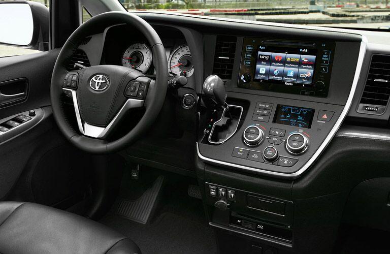 2016 Toyota Sienna Interior