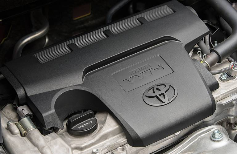 2017 Toyota RAV4 Engine