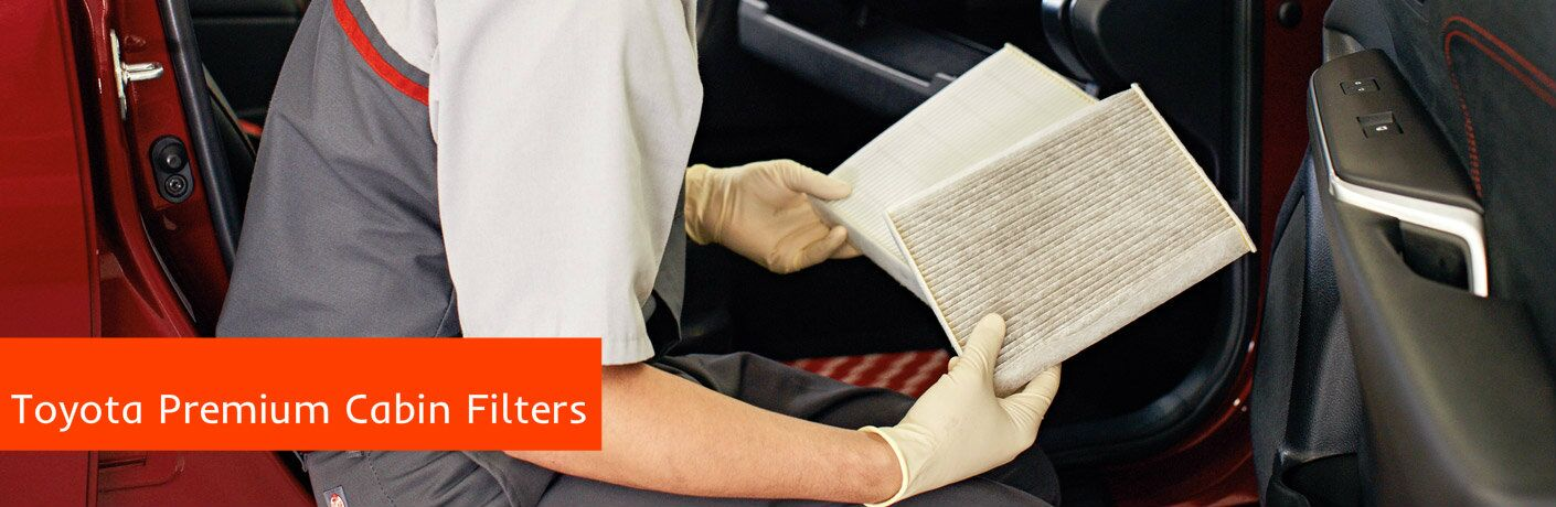 Toyota Premium Cabin Air Filters Rochester MN
