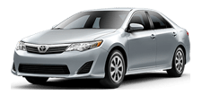 Rent a Toyota Camry in Rochester MN