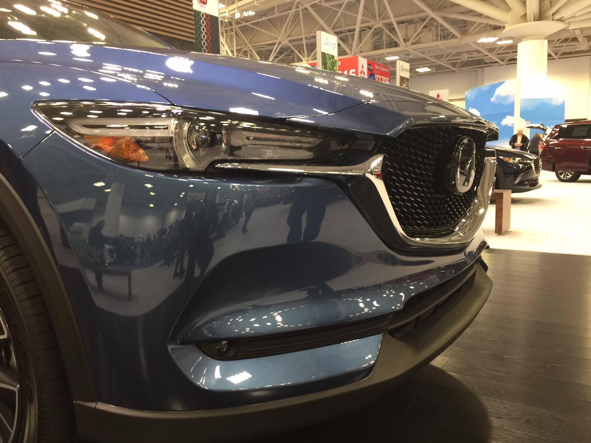 2017 Mazda CX 5 Redesign