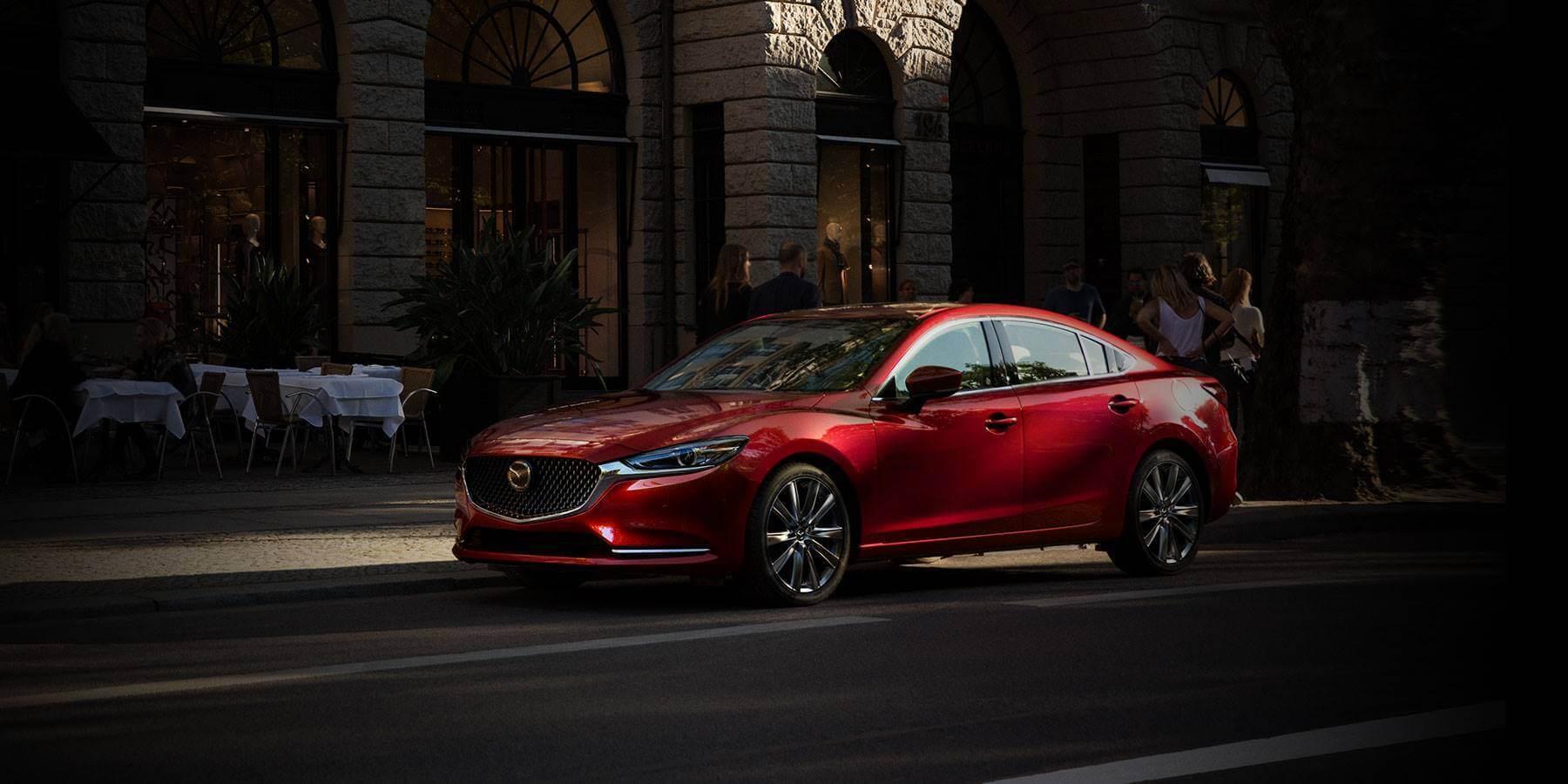 The New 2018 Mazda6 in Rochester, MN