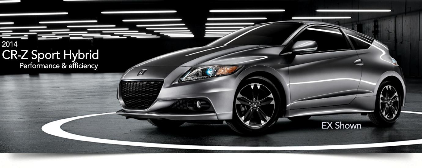 2014 Honda CR Z Hybrid Jackson MS