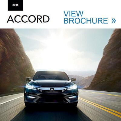 2016 Accord Brochure
