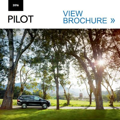 2016 Honda Pilot Brochure