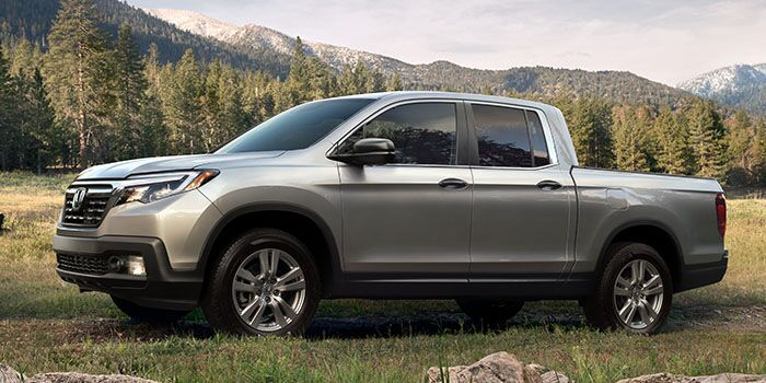 2017 Honda Ridgeline research