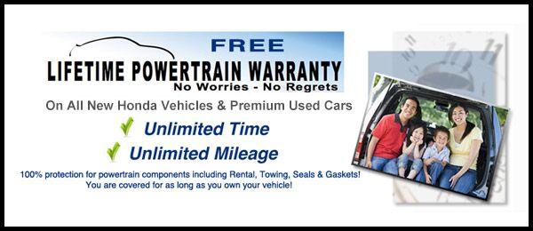 Lifetime Powertrain Warranty Jackson MS