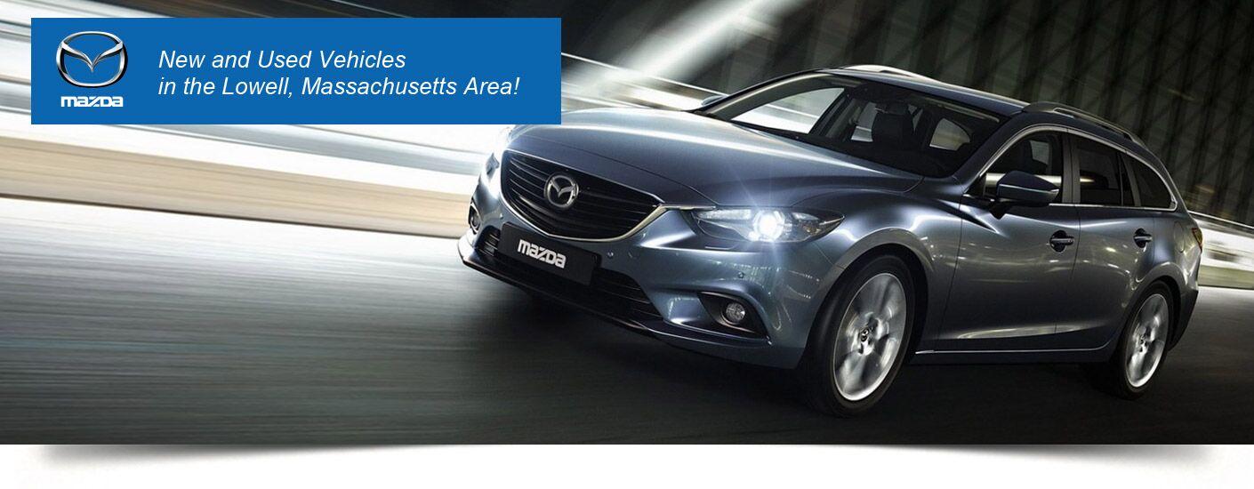 Mazda Dealer - Nashua, NH | Lannan Mazda