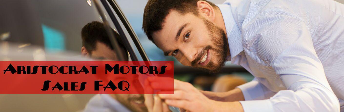 Aristocrat Motors Sales FAQ