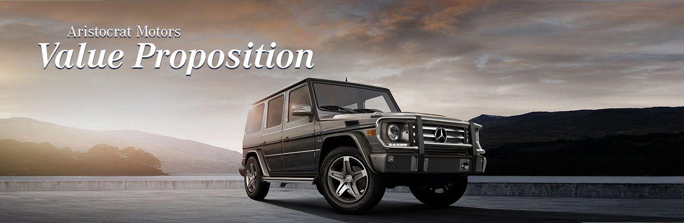 Aristocrat Motors Value Proposition