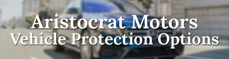 Aristocrat Motors vehicle protection options