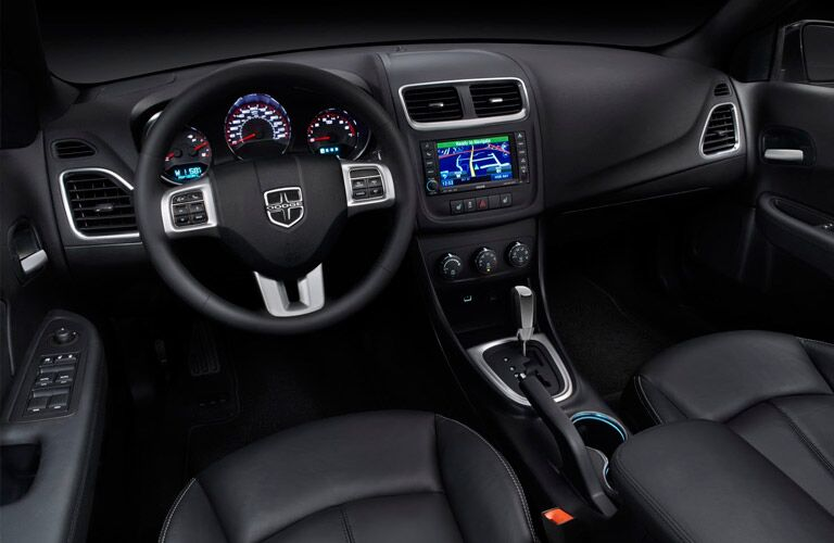 Dodge Charger Features and Options