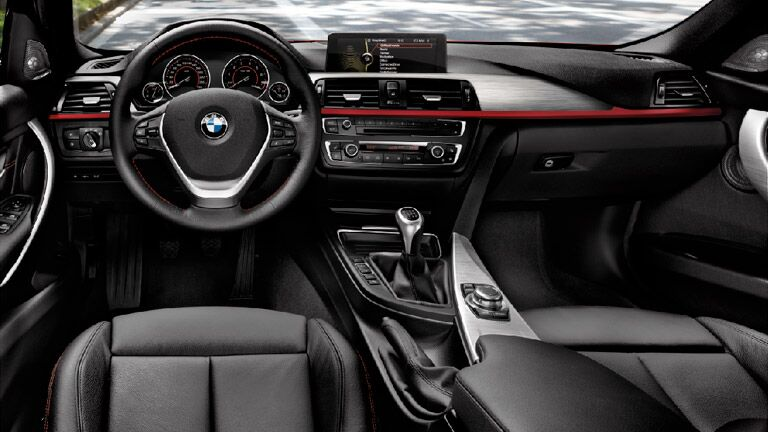BMW 3 Series Luxury Features and Options