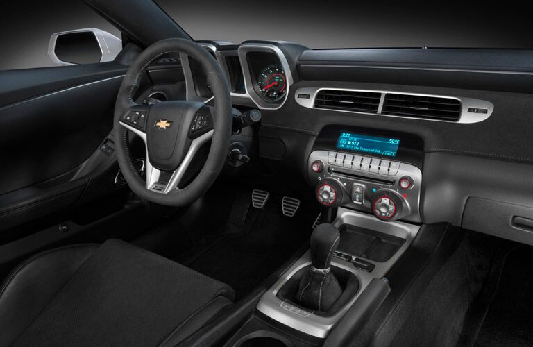 Chevy Camaro Performance and Features