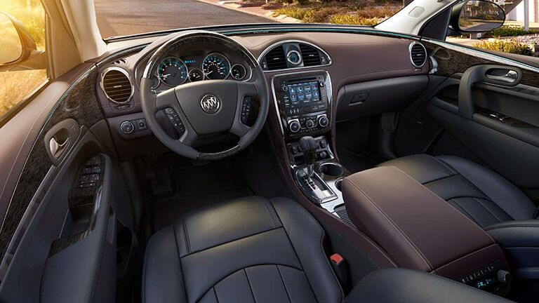 Buick Enclave Luxury Features and Options